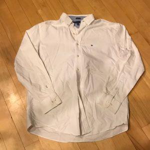 Like new Men's Tommy Hilfiger dress shirt